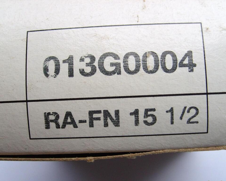 Radiatorventil