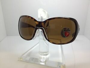 aafbab83282 Image is loading NEW-RAY-BAN-RB-4068-642-57-SUNGLASSES-