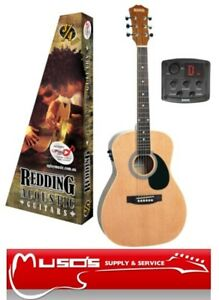 REDDING-3-4-Acoustic-Electric-Guitar-199-postage-10-for-Greater-Sydney