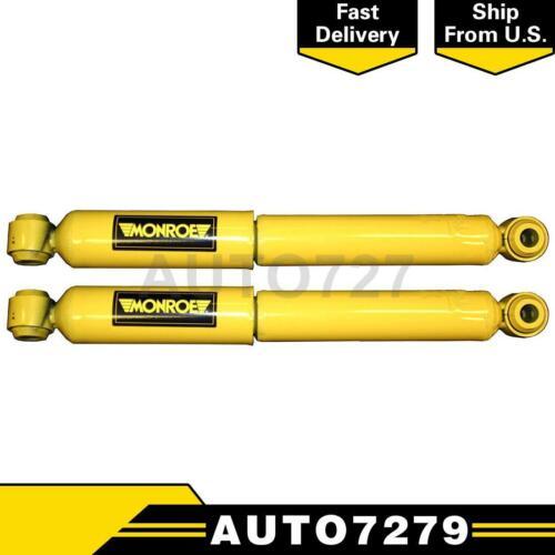 Monroe Shocks /& Struts Rear 2PCS Shock Absorber For UD 1400