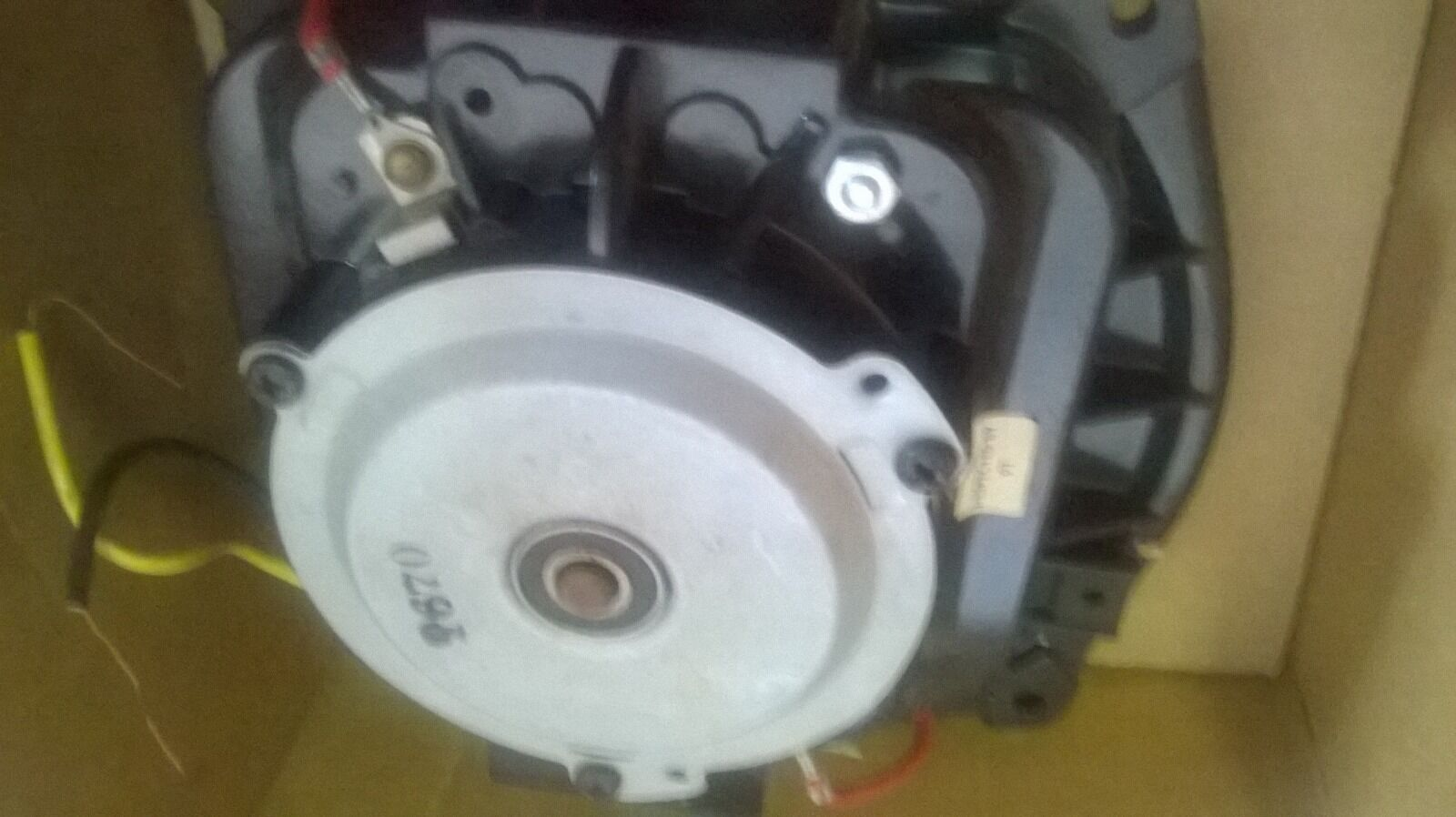 5.5 Amp Motor Eureka Sanitaire Series 2000