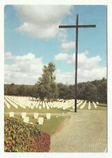 German War Cemetary, Champigny-St.Andre France postcard