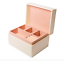 Jewellery-Box-Cosmetic-Make-Up-Organiser-PU-Leather-Case-Storage-Gift-Womens-NEW thumbnail 3