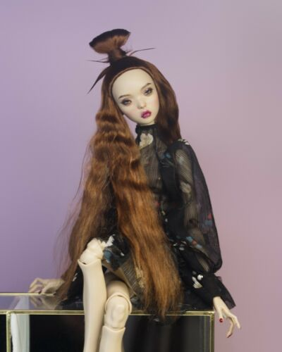 bjd wig for Popovy sisters doll