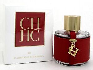 CH-Perfume-by-Carolina-Herrera-3-4-oz-for-Women-Eau-de-Toilette-Spray-Brand-new
