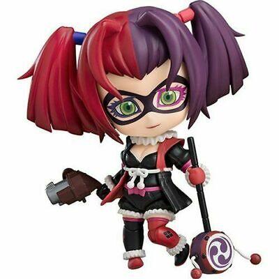 DC COMICS Suicide Squad Harley Quinn Nendoroid Action Figure # 672 Good Smile