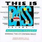 This Is Bass by Various Artists (CD, Jun-1989, Hot Productions)