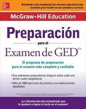 Preparación para el Examen de GED by McGraw-Hill Education Editors (2015, Paperback)