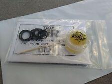 Englund Total Air Fork Replacement Seal Kit - BLACK Cartridges! Rock Shox Judy