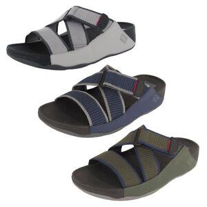 Fitflop-Mens-Sling-II-Webbing-Slide-Sandals
