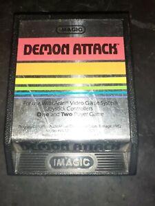 Demon Attack (Atari 2600, 1982) *BUY 2 GET 1 FREE +FREE SHIPPING*