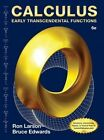 Calculus: Early Transcendental Functions by Ron Larson, Bruce Edwards (Hardback, 2014)