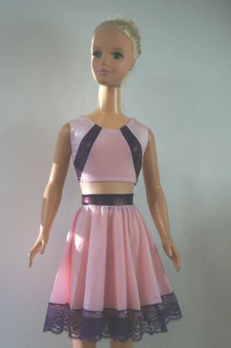 Disney princess 38/'/' Skirt and Top for My Size Barbie