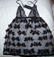 Victoria's Secret Designer Collection Babydoll Lingerie Retail $328