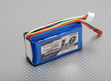 New Turnigy 1000mAh 4S 14.8v 20C 30C Lipo Battery Pack JST US