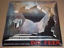 Bell/Schwarzbeck/Rumovska WAGNER Die Feen - Colosseum St/M 4002 SEALED