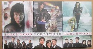 Torchwood-3-Hardback-books-Slow-Decay-Risk-Assessment-Pack-Animals