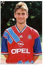 Oliver Kreuzer Bayern München 1994-95 seltens Foto+3
