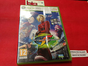 THE-KING-OF-FIGHTERS-XII-XBOX-360-PAL-NUOVO-SIGILLATO