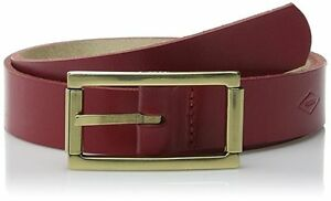Fossil-Women-039-s-Metallic-Jean-Belt-Gold-Champagne-Small