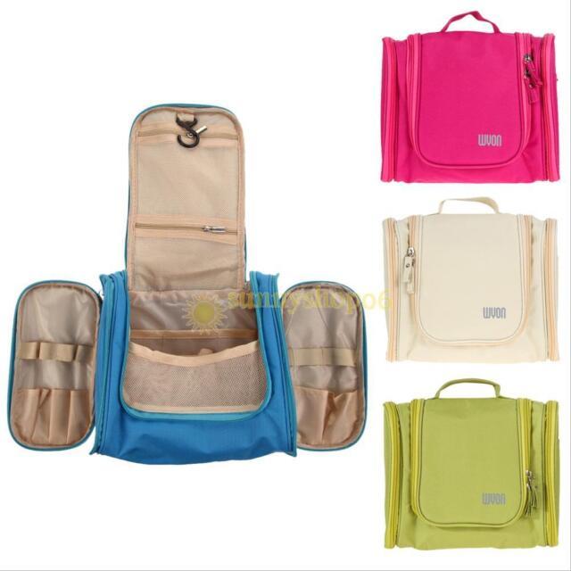Travel Toiletry Wash Cosmetic Bag Makeup Storage Bag Hanging Case Organizer Hot