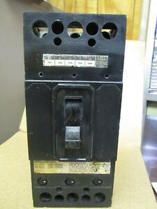 Siemens 200 Amp 600 Vac 3 Pole circuit breaker Catalog # FJ3B200