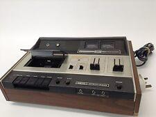 Vintage Akai GXC-46D Cassette Stereo Tape Deck Recorder, Bundle