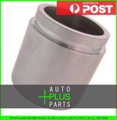 Front Fits TOYOTA LAND CRUISER PRADO 120 Brake Caliper Cylinder Piston Brakes