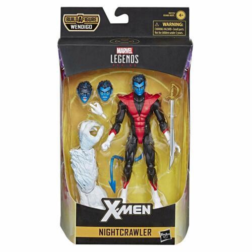 Marvel legends X-Force WAVE Diablo Wendigo BAF en Stock