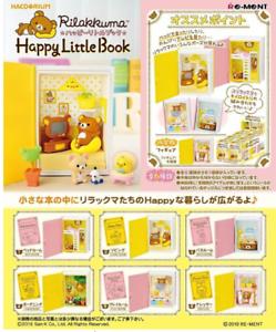 Rilakkuma Happy Little Book Gardening Japan import NEW Re-Ment
