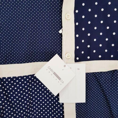 Mondrian England Cash Langarmhemd Ca S Patchwork Polkadot Größe Neu Herren x7wqUPw