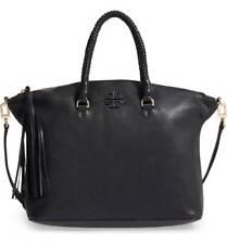 7c5a1595004 Tory Burch Small Tassel Cube Satchel Bag Handbag
