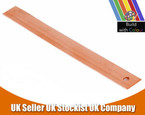 Copper Tingles 0 7 X 150mm Roofing Slate Straps Roof Repair Stone Strip Home Ebay