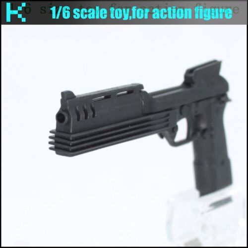 L50-10 KC 1//6 scale robocop AUTO9 pistol