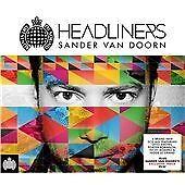 Various Artists - Sander Van Doorn (Headliners 2xCD)