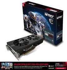 Sapphire Nitro+ Radeon RX 570 4GD5 Gaming Grafikkarte (AMD, 4GB, GDDR5, PCIe)