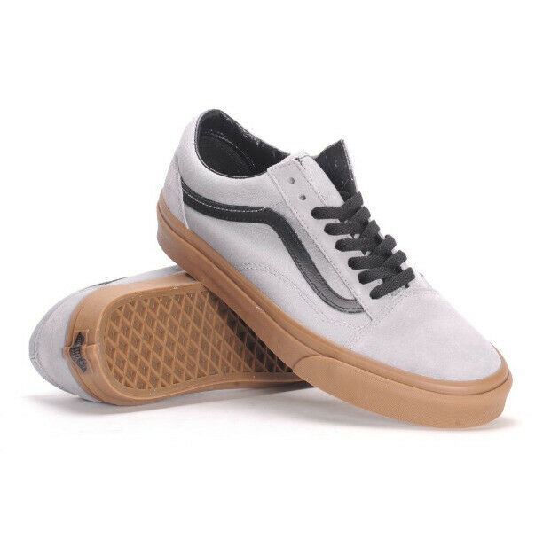 NWOB Uomo Vans VN0A38G1U40 Old Skool Skool Skool Alloy nero Gum scarpe da ginnastica Dimensione us 9 61bd77