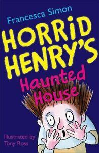 Horrid-Henry-039-s-Haunted-House