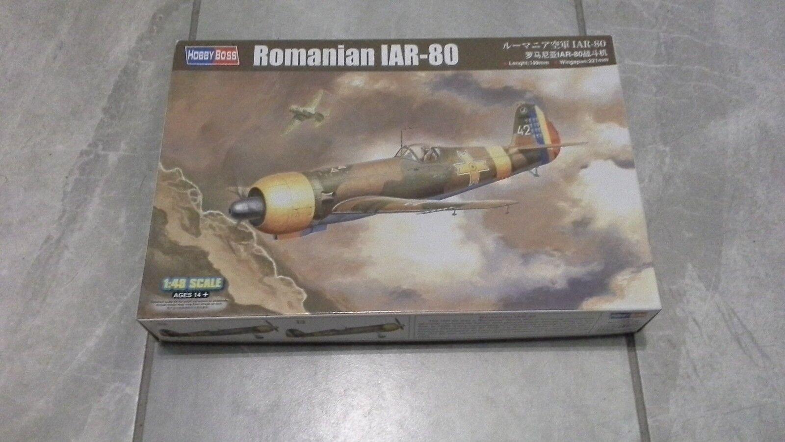Hobbyboss 1 48 romanian iar 80