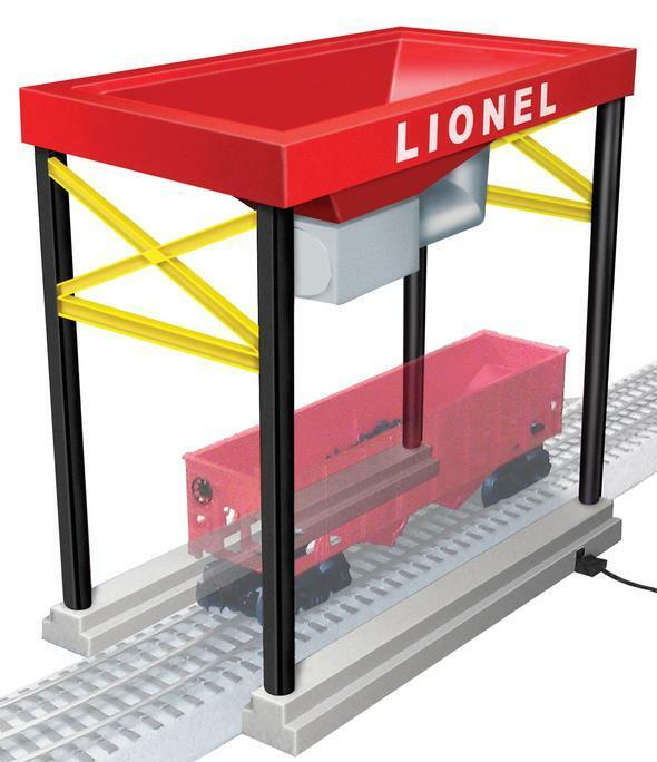 Lionel No.6-81315 Coaling Station Plug-n-Play-NEW ITEM FOR 2017