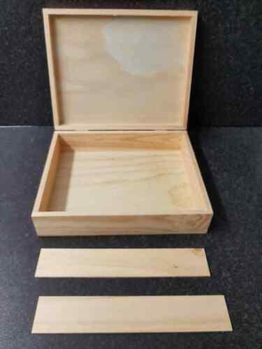CLOS DES LUNES Wooden Wine Box sewing box Ideal Cutlery box craft case box