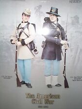 SIDESHOW 12 INCH CIVIL WAR CONFEDERATE ARMY 1ST TEXAS INFANTRY SOLDIER MIB