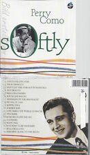 CD--PERRY COMO -- -- SOFTLY