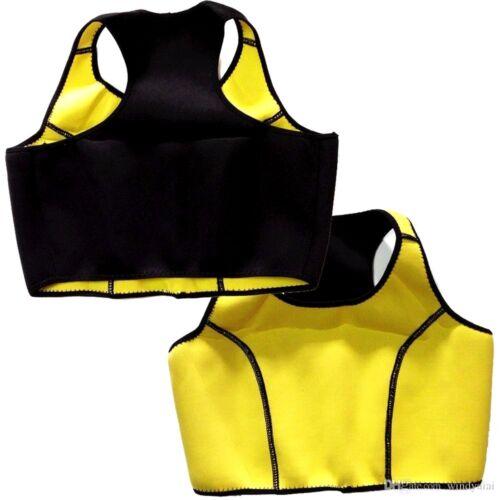 Damen T-Shirt Fitnessstudio Top Technisch Toning Abdeckung Sauna Yoga Fitness