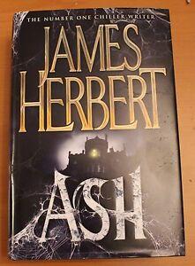 James-Herbert-Ash-Signed-UK-1-1-Hardback-Fine-condition