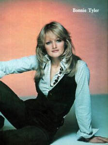 BONNIE TYLER 1970S POSTER PAGE  TOTAL ECLIPSE OF THE HEART  TPSLS - Liverpool, United Kingdom - BONNIE TYLER 1970S POSTER PAGE  TOTAL ECLIPSE OF THE HEART  TPSLS - Liverpool, United Kingdom