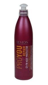Details about Revlon Pro You Heat Protect & Repair Shampoo 350 ml