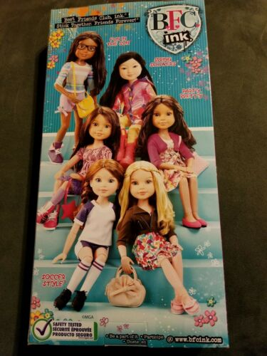 "Spring Showers OUTFIT CLOTHES FOR 18/"" DOLLS NIB Rare BFC INK Best Friends Club"