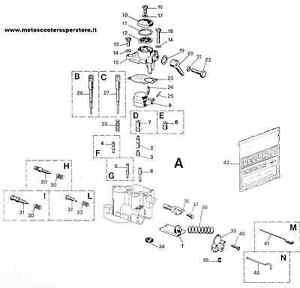 GETTO-MASSIMO-109-PER-CARBURATORE-DELL-039-ORTO-SI-20-24-VESPA-PX