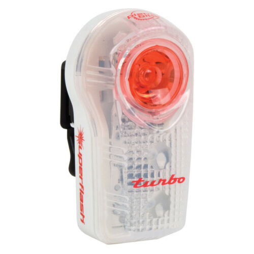 Planet Bike Superflash Turbo tail bicycle light, 1 watt LED TOP RATED